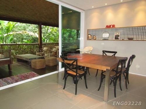 Casa A Venda Em Condomínio Em Juquehy - 03228 - 33274577