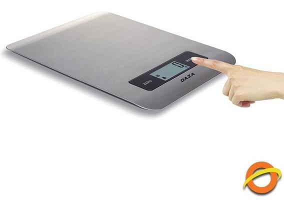 Balanza De Cocina Digital Acero Inoxidable Electrica Precisa