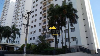 Apartamento Residencial Para Locação, Jardim Marajoara, São Paulo. - Ap0317