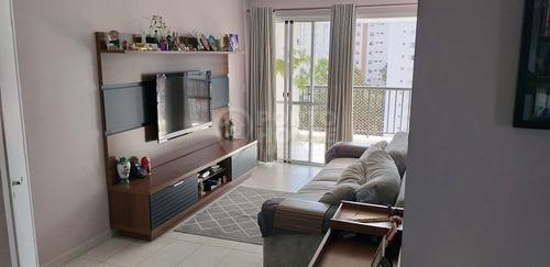 Apartamento Com 3 Dormitórios, 1 Suíte E 2 Vagas De Garagem No Bairro Da Vila Gumercindo - Ph35747
