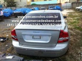 Volvo S40 2.4i 2007 Batida Para Retiras Peças