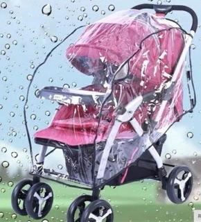 Cobertor, Protector De Lluvia Y Polvo Para Coche De Bebé