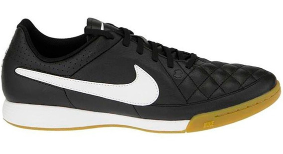 Tenis Nike Tiempo Genio Leather Ic Futsal Original