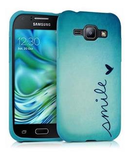 Funda Kwmobile Carcasa De Silicona Y Tpu Funda Para Samsung