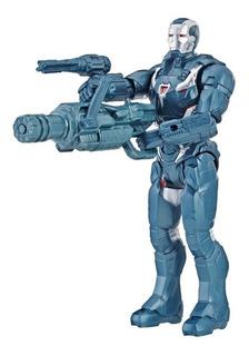War Machine Avengers End Game 15 Cm Hasbro Super Articulado