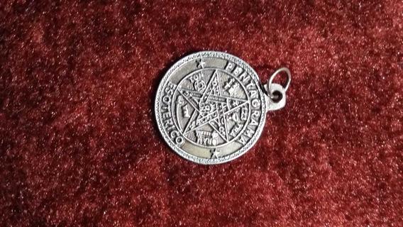Medalla Pentagrama Esotérico Open House