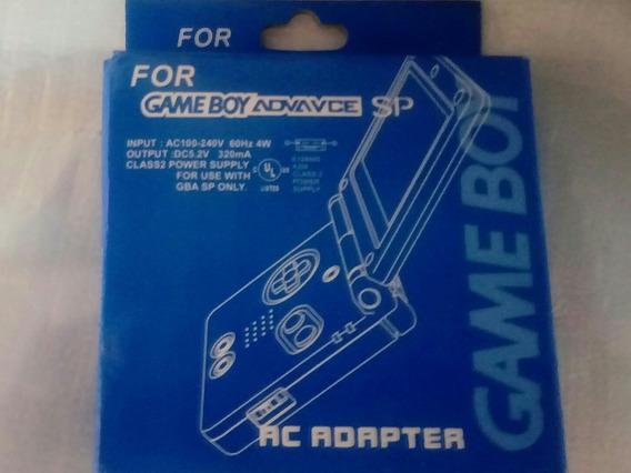 Fonte Game Boy Advance Sp Nintendo Bivolt 100~240v Barato!