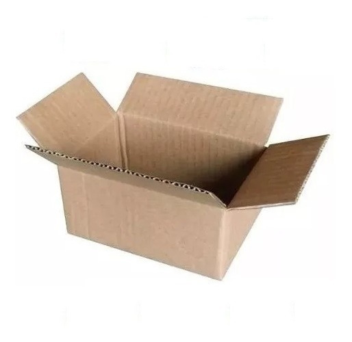 50 Caixas De Papelão 16x11x6 Correios E/ou Mercado Envios