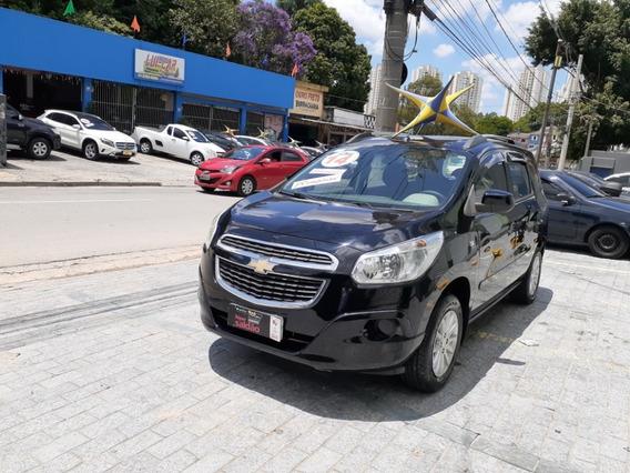 Gm Spin Lt Automática 2014 Completa $ 33900 Troca/financia