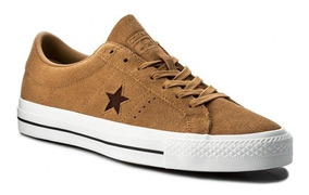 Zapatialla Converse One Star Pro Ox Raw Clove 157900c