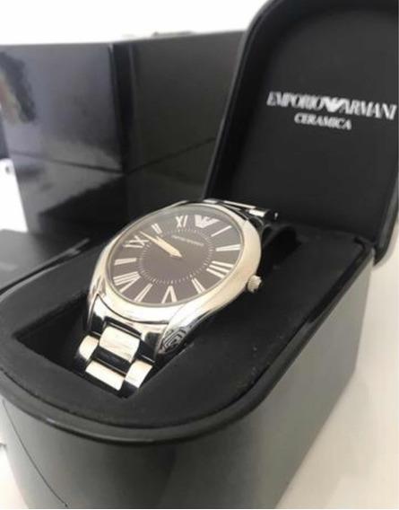 Relógio Empório Armani - Original, Caixa, Garantia, Etc