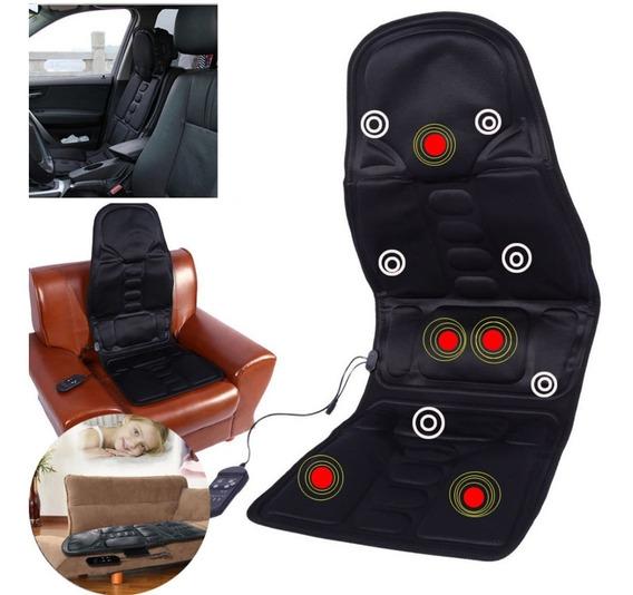 Capa De Banco Automotivo Assento Massageador Universal 82690