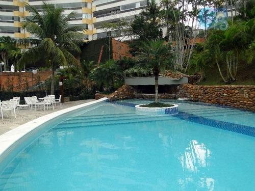 Imagem 1 de 30 de Apartamento Venda E Locação-  Condomínio Sorocotuba -  Guarujá. - Ap4432