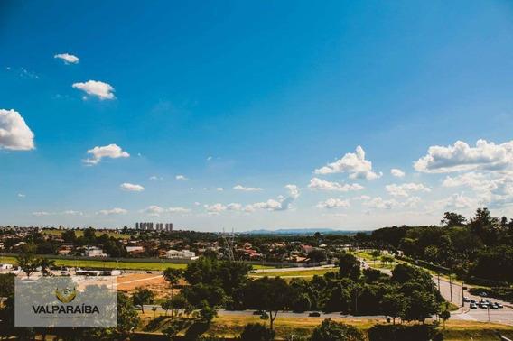 Apartamento Com 4 Dormitórios À Venda, 124 M² Por R$ 620.000 - Jardim Esplanada Ii - São José Dos Campos/sp - Ap0392