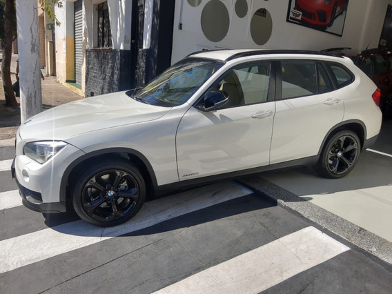 Bmw X1 Activeflex 2.0 Turbo Ano 2015