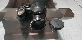Câmera Semiprofissional Fujifilm Finepix S2950+cartão 4gb