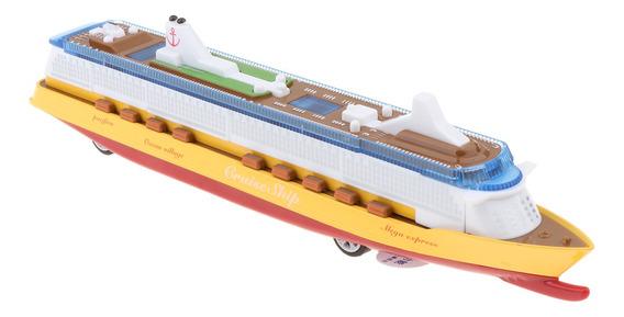Random Ocean Liner Cruzeiro Navio Barco Brinquedos Elétricos