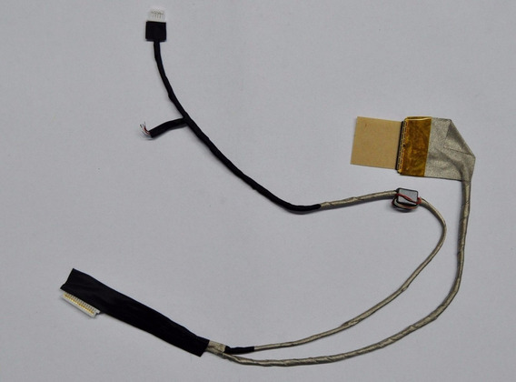 Flat Lcd Acer Aspire One D250 Lcd Cable Dc02000sb10 Kav60