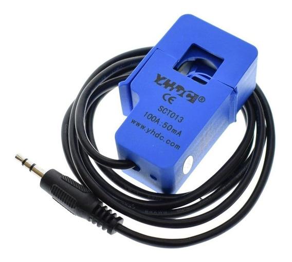 Sensor De Corrente 100a 50ma Sct013 Não Invasivo Arduino