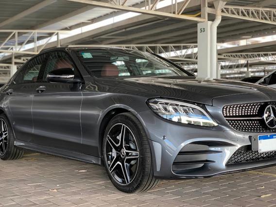 Mercedes C300 Sport / 2019 / 800 Km - 4p