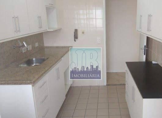 Apartamento Com 2 Dormitórios Para Alugar, 78 M² Por R$ 2.450/mês - Tamboré - Barueri/sp - Ap0152