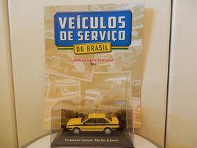 Veículos De Serviço Vw Santana Táxi Rio De Janeiro