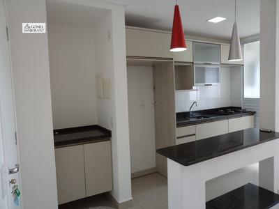 Apartamento Para Alugar No Bairro Vila Noêmia Em Mauá - Sp. - 2511-2