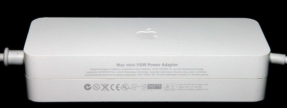 Fonte Original Apple Mac Mini 110w A1188 - Output 18,5v