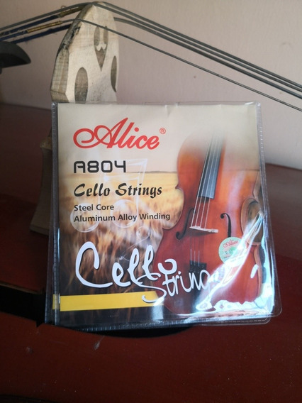 Cuerdas De Violonchelo O Cello Allice