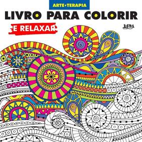 Livro Para Colorir E Relaxar