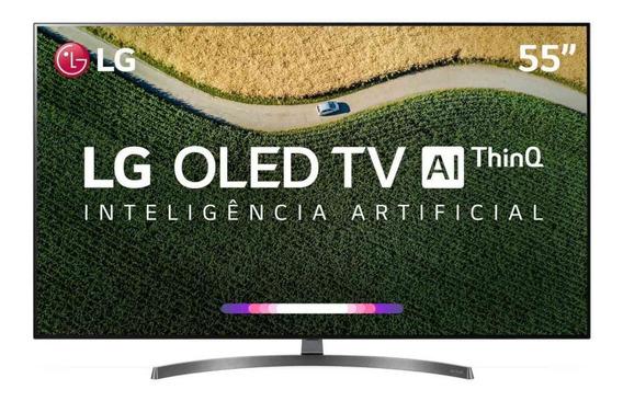 Smart Tv 4k 55 Lg Oled Uhd Oled55b9psb Hdr 4 Hdmi 3 Usb