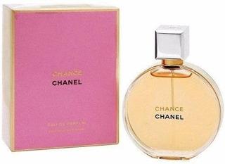Chance Edp Dama 100 Ml Chanel Spray - Perfume Original