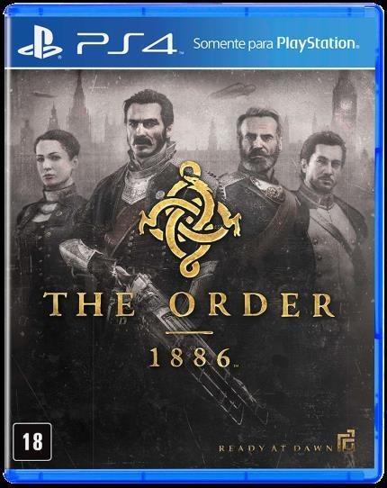 Jogo Novo Lacrado The Order 1886 Para Playstation 4 Ps4
