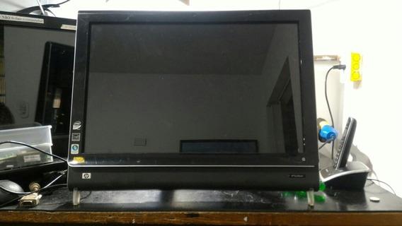 Hp Touchsmart Iq500 Defeito Na Placa E Tela
