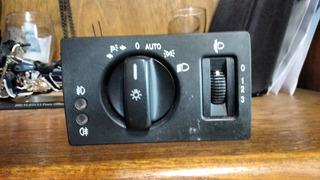 Botão Dos Faróis / Controle Do Faról Mercedes Benz Classe B