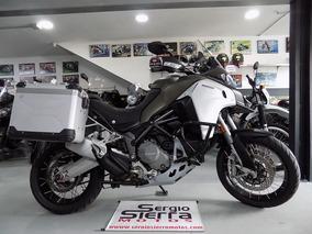 Ducati Multistrada1200 Enduro Gris 2016