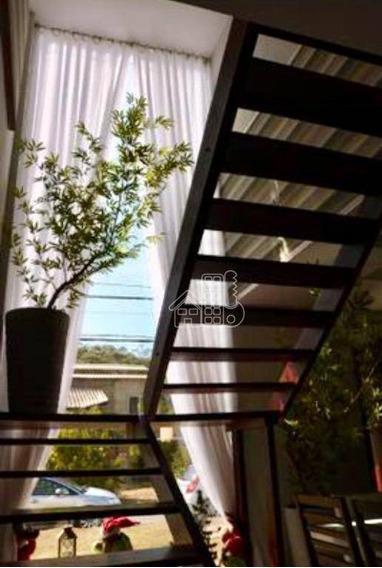Excelente Casa Em Condominio - Ca0834