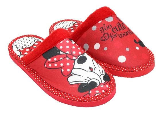 Pantufla Niña Microfibra Infantil Disney 2015/11 Minnie
