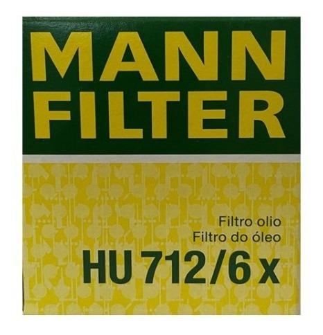 Filtro Aceite Hu 712/6x  (mann Filter)