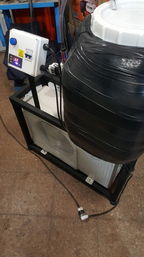 Chiller Enfriador Refrigeratransformador Cerveza Hidroponia