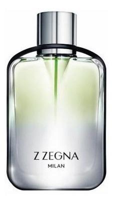 Perfume Ermenegildo Zegna Z Zegna Milan Edt M 100ml