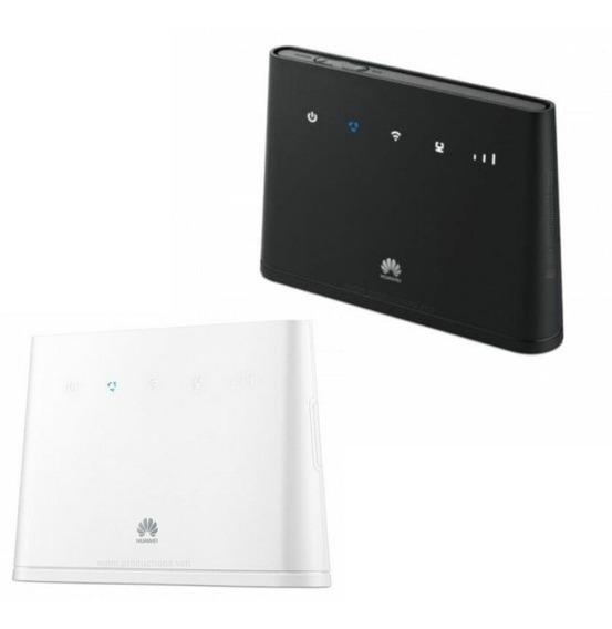 Huawei B310 4g- 3g Lan Rj45 Rj11 Punto De Venta Router Wifi