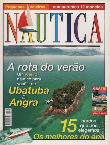Náutica Nº233 - Garda 22 Top Fish 16 Ecomariner 45 Veleiros