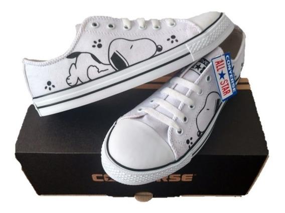 Converse De Snoopy Ropa, Bolsas y Calzado en Mercado Libre