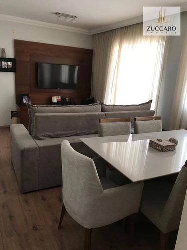 Apartamento Com 3 Dormitórios À Venda, 68 M² Por R$ 380.000,00 - Vila Das Bandeiras - Guarulhos/sp - Ap12202