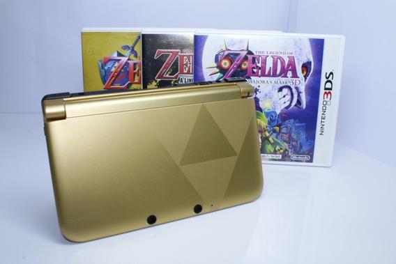 Nintendo 3ds Xl - Americano - Edição Especial !