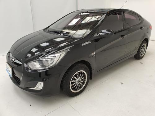 Hyundai Accent I25 1.6 Aut 2013 Hkt136