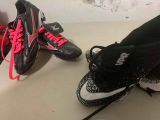 Zapatos De Beisbol Nike Y Mizuno