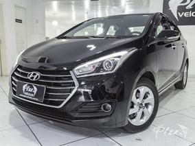 Hyundai Hb20s 1.6 Aut Premium 2016 Preto Flex