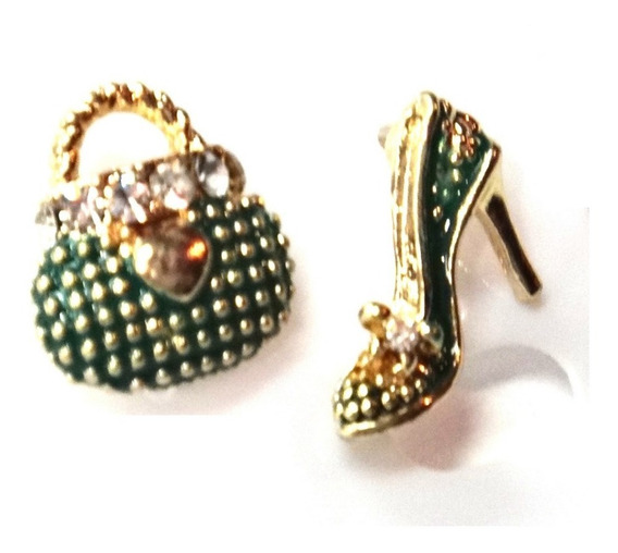Zarcillo Accesorio Zapatos Cartera Fashion Moda Ballet Regal